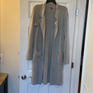 Guess Long sweater cardigan